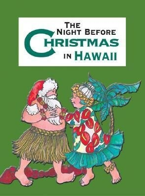 The Night Before Christmas in Hawaii als Buch