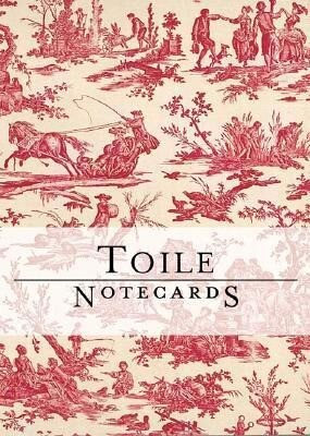 Toile Notecards als Buch