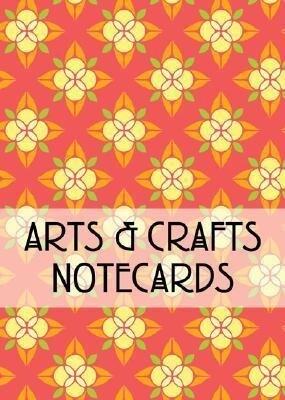Arts & Crafts Notecards als Buch