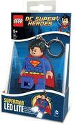 IQ Hong Kong - LEGO® DC Super Heroes Superman Minitaschenlampe Blister