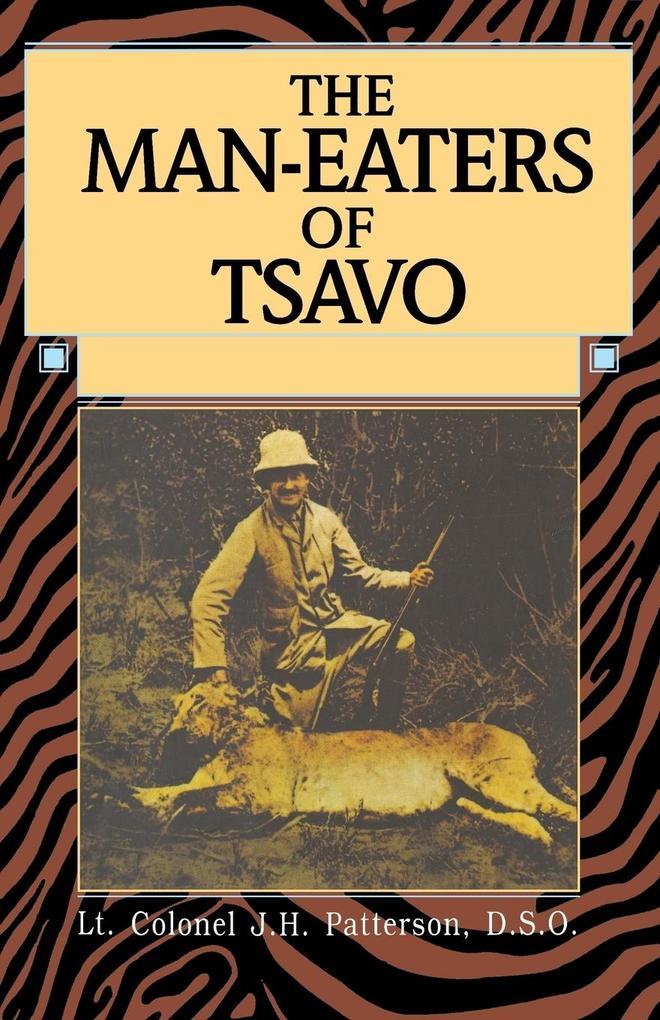 Man-Eaters of Tsavo als Taschenbuch