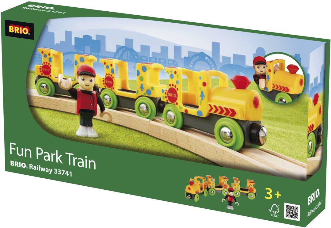 BRIO Bahn - Fun Park Zug