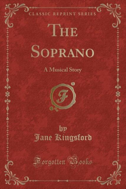 The Soprano als Taschenbuch von Jane Kingsford