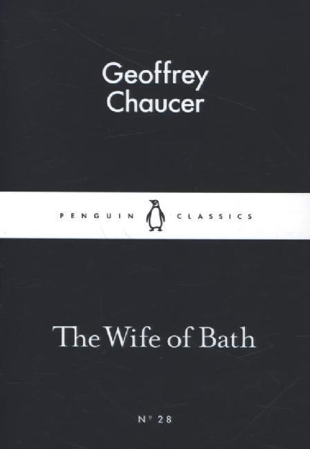 The Wife of Bath als Buch von Geoffrey Chaucer