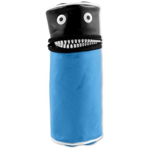Faulenzer Monster blau