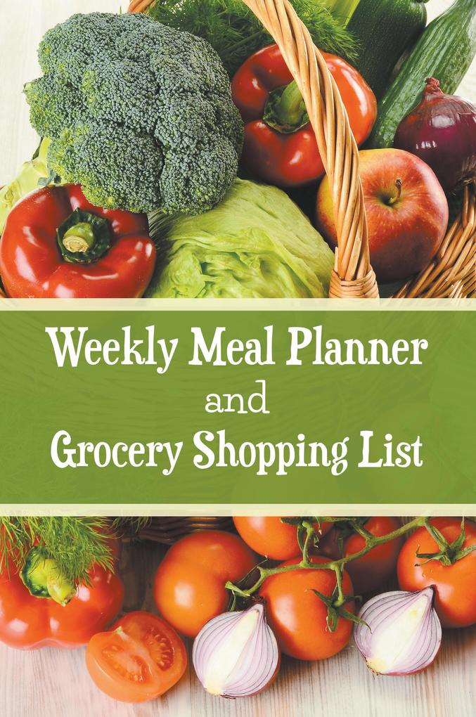 Weekly Meal Planner and Grocery Shopping List a...