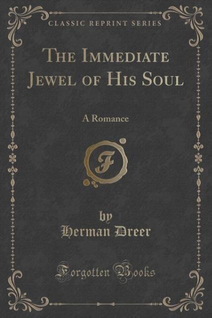The Immediate Jewel of His Soul als Taschenbuch...