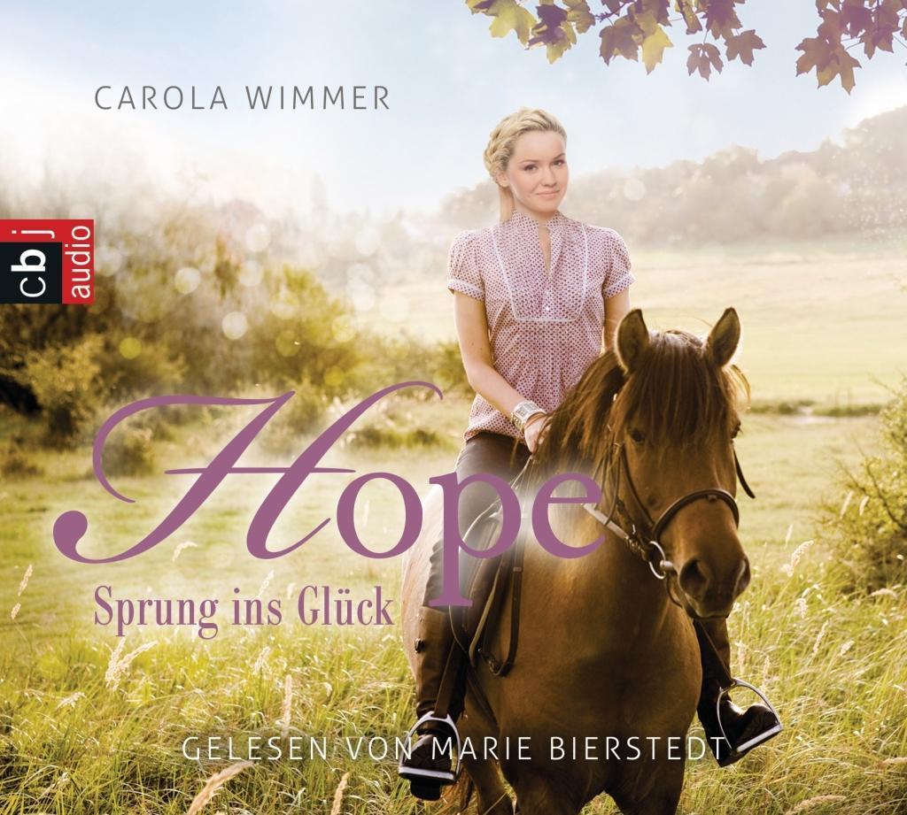 Hope 01 - Sprung ins Glück als Hörbuch