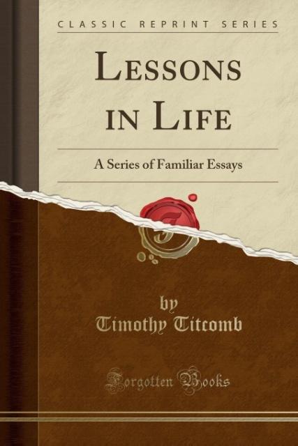 Lessons in Life als Taschenbuch von Timothy Tit...