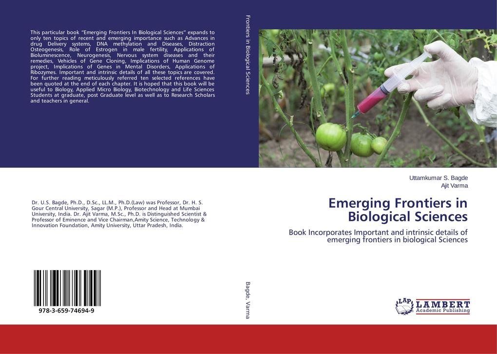 Emerging Frontiers in Biological Sciences als B...