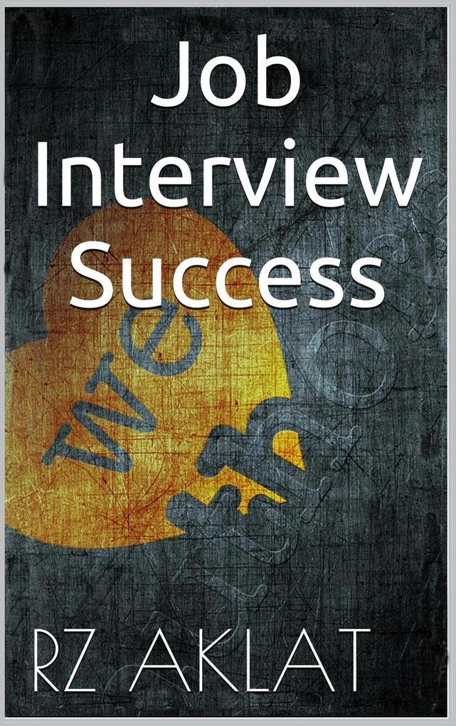 Job Interview Success als eBook Download von RZ...