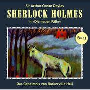 Sherlock Holmes, Die neuen Fälle, Fall 15: Das Geheimnis von Baskerville Hall