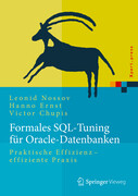 Formales SQL-Tuning für Oracle-Datenbanken