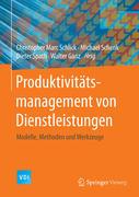 Produktivitätsmanagement von Dienstleistungen