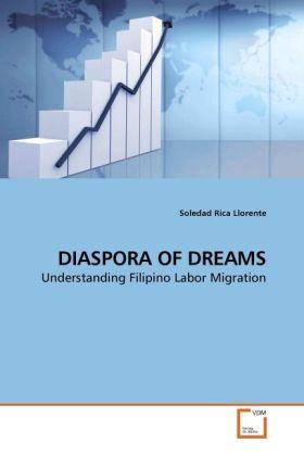 DIASPORA OF DREAMS als Buch von Soledad Rica Ll...