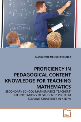 PROFICIENCY IN PEDAGOGICAL CONTENT KNOWLEDGE FO...