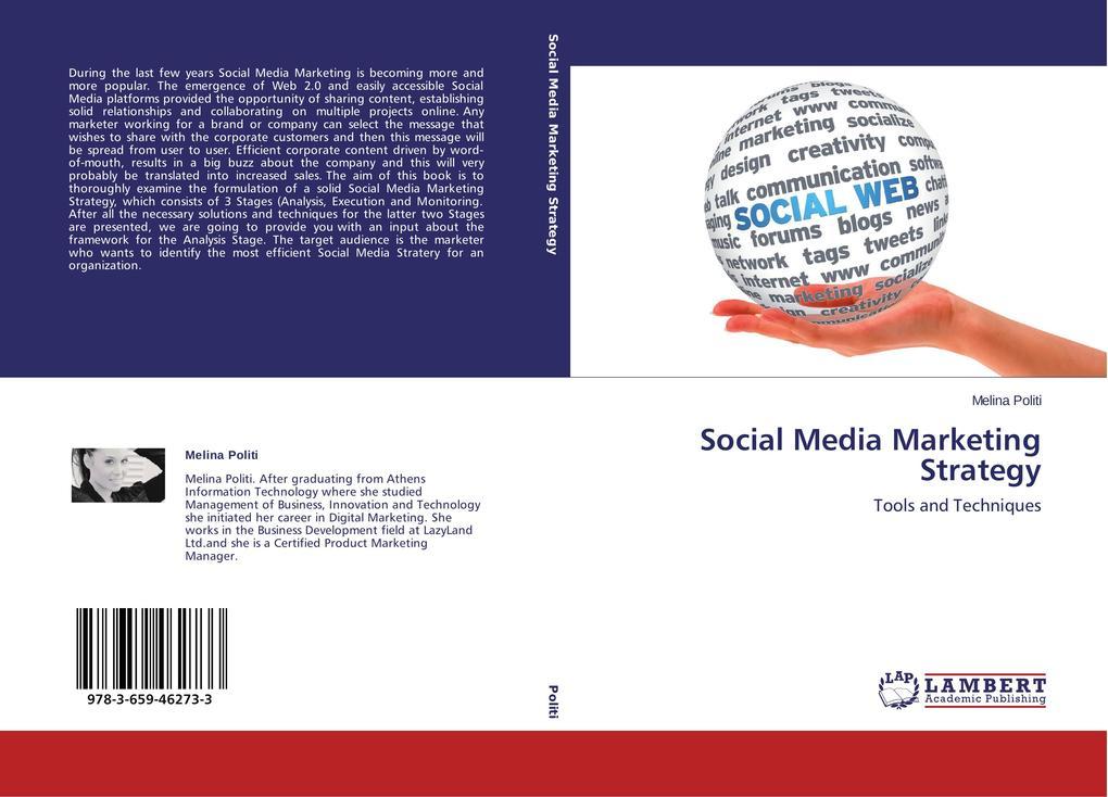 Social Media Marketing Strategy als Buch von Me...