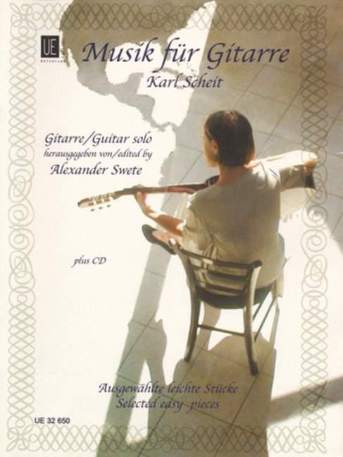 Karl Scheit - Musik für Gitarre als Buch von Ka...
