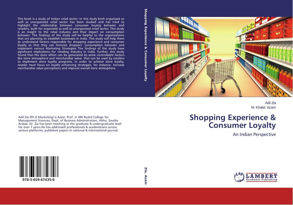 Shopping Experience & Consumer Loyalty als Buch...