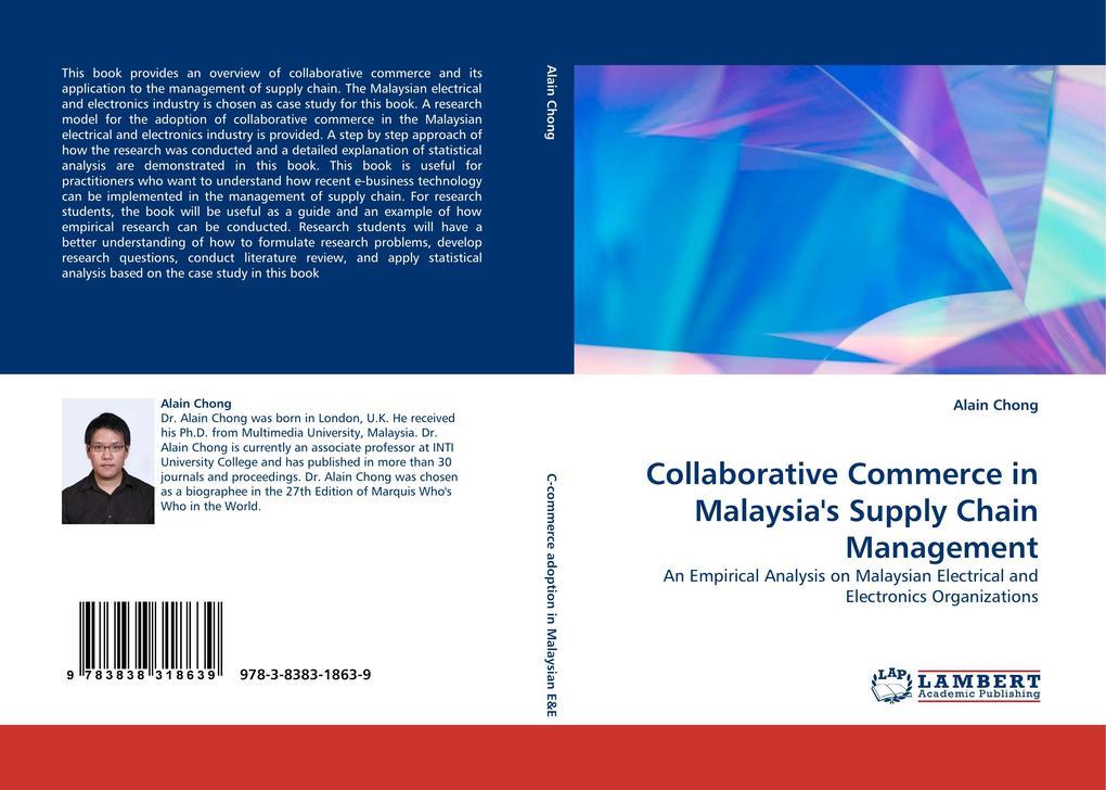 Collaborative Commerce in Malaysia´s Supply Cha...