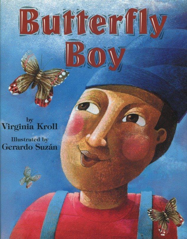 Butterfly Boy als Taschenbuch