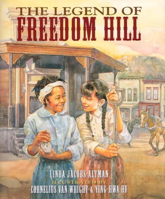 The Legend Of Freedom Hill als Taschenbuch