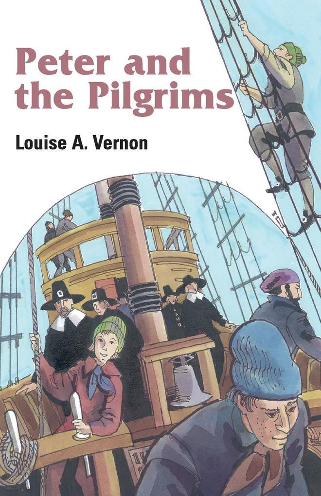 Peter and the Pilgrims als Taschenbuch