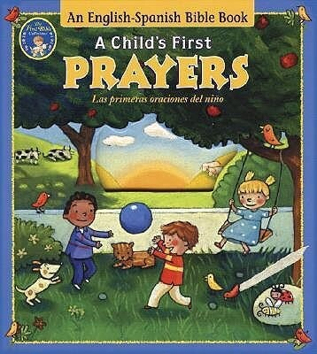 A Child's First Prayers als Buch