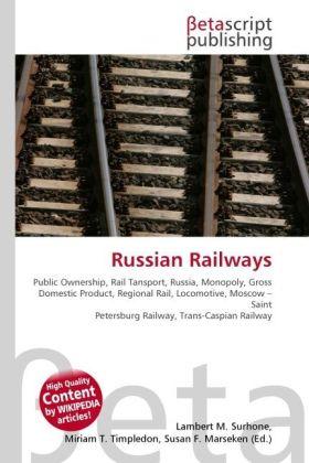 Russian Railways als Buch von