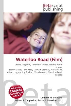 Waterloo Road (Film) als Buch von