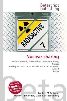 Nuclear sharing als Buch von
