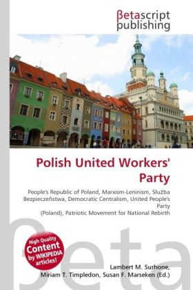Polish United Workers´ Party als Buch von