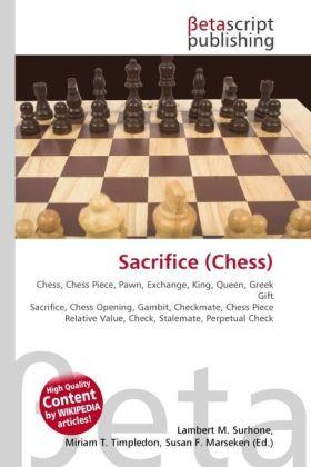 Sacrifice (Chess) als Buch von