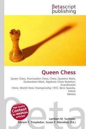 Queen Chess als Buch von