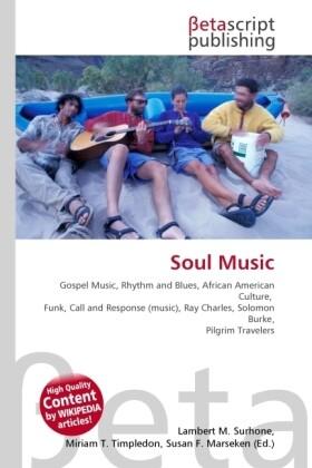 Soul Music als Buch von