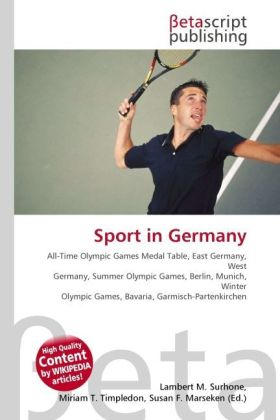 Sport in Germany als Buch von