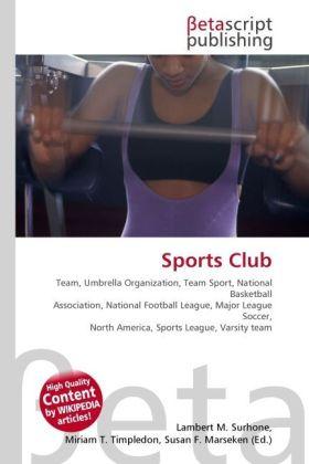 Sports Club als Buch von