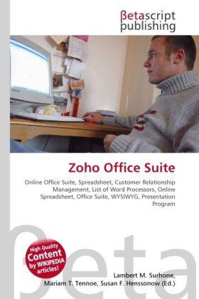 Zoho Office Suite als Buch von