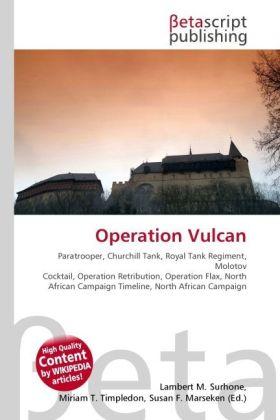 Operation Vulcan als Buch von