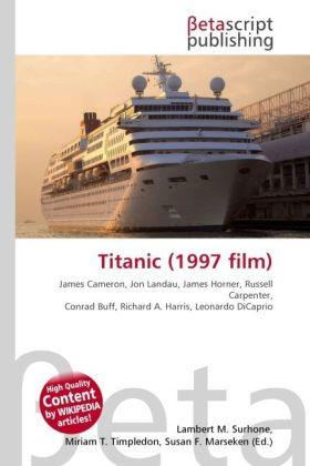 Titanic (1997 film) als Buch von
