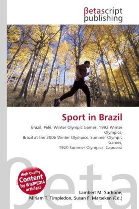 Sport in Brazil als Buch von