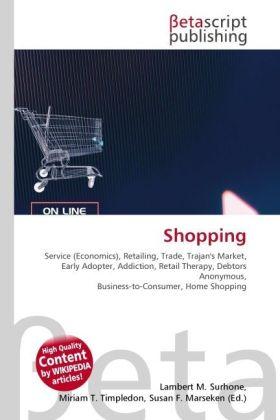 Shopping als Buch von