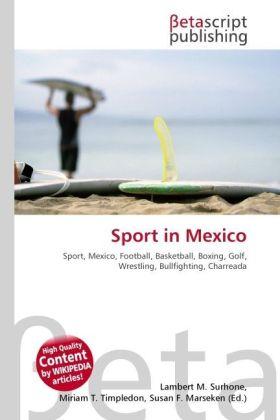 Sport in Mexico als Buch von