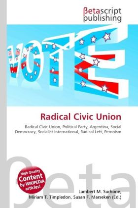 Radical Civic Union als Buch von