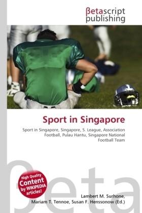 Sport in Singapore als Buch von