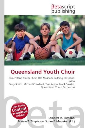 Queensland Youth Choir als Buch von