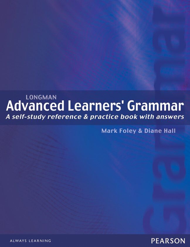 Advanced Grammar als Buch