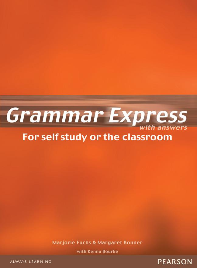 Grammar Express (with Answer Key) Intermediate / Upper Intermediate als Buch