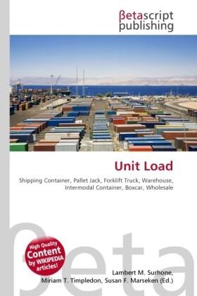 Unit Load als Buch von