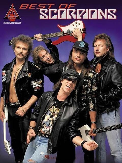 Best of Scorpions als Taschenbuch